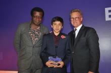 Camberley boy wins national carers award