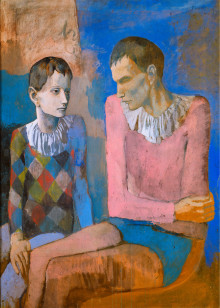 Hochkarätige Ausstellung mit Werken des jungen Picasso in der Fondation Beyeler