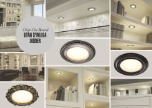 Classic Collection - Eleganta LED-spots med modern teknik