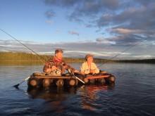 Fiske som livets mening, jakt och vildmark på årets Stora Nolia