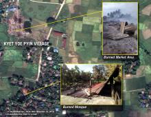 Burma: Våldtäkter, utomrättsliga avrättningar och nedbrända byar - våldsamma attacker mot rohingyas