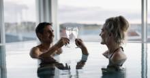 Ökat intresse för nyårsfirande på hotell