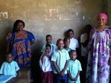 1 av 10 får chansen - långt kvar till milleniemålet om utbildning för barn med funktionsnedsättning