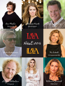 Lava förlags katalog höst 2016