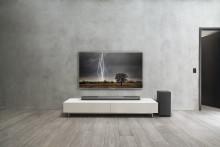 Philips Fidelio Soundbar med Dolby Atmos: Den ultimata hemmabioupplevelsen i hemmet med ett ljud som flödar runt dig