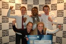 Unge innovatører skal løse verdens klimautfordringer