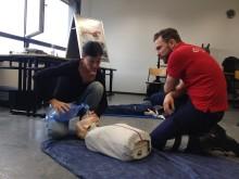 Zweitägiger Notfallkurs für Beschäftigte aus Gesundheitsberufen