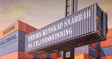Entré nr 4, 2016 ute nu: Globala möjligheter för svenska företag