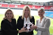 ManpowerGroup inngår samarbeid med Toppfotball Kvinner