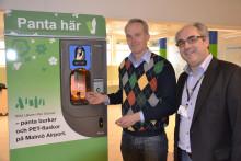Returpack och Malmö Airport i gemensam satsning för miljö och välgörenhet