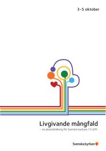Utbildning i HBTQ-frågor 3-5 oktober Livgivande mångfald