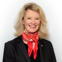 Last chance: Lunch with Norwegian Deputy Minister Liv Lønnum Ministry of Petroleum and Energy