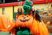 Halloween i LEGOLAND® med aftenåbent i hele efterårsferien
