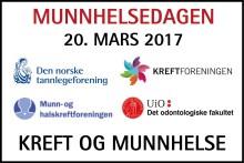 Sammen i kampen for kreftpasienter - Munnhelsedagen 2017