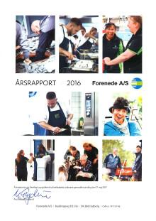 Forenede koncernen - Årsrapport 2016