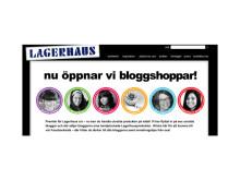 Lagerhaus öppnar sex nya butiker idag