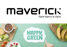Maverick by Sigma levererar Happy Greens
