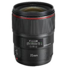 En modern klassiker för reportage – nya Canon EF 35mm f/1.4L II USM