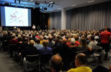 Fullsatta föreläsningar under de nationella Släktforskardagarna i Umeå