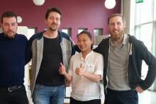 Matsvinns-app från Uppsala tar hem regionsvinsten för nordisk hållbarhetstävling