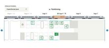 Nu blir det enklare att välja sittplats på SJs snabbtåg