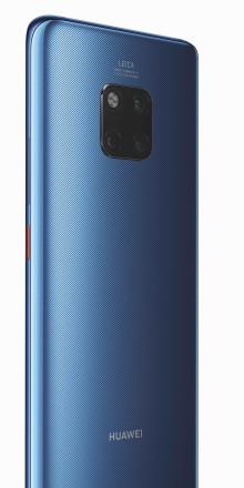 Huawei sålde över 200 miljoner smartphones 2018