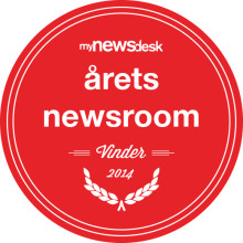 Disse virksomheder brugte deres newsrooms bedst i 2014