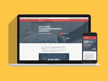 Ny webb sätter fokus på finans