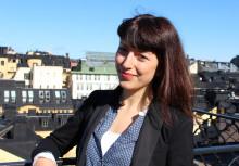 Amanda Mannervik ny innovationsledare på SISP
