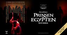Fredericia Teaters musical PRINSEN AF EGYPTEN sættes op på West End i 2020