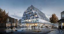 White arkitekter ritar Växjös nya stads- och stationshus