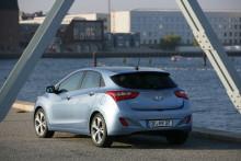 Pressebiler fra Hyundai mai 2012