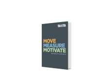 'Move, measure, motivate', new health and fitness book from Tanita eases the path to greater fitness and health in 2018