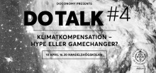 DO Talk #4: Klimatkompensation - hype eller game changer?