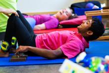 Elever i särskolan behöver rörelseträning