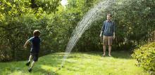 Det är varmt i Stockholm – använd vattnet smart