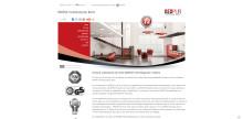 Die neue Internetseite unseres Vertriebspartners in Berlin ist online: http://www.redpur-berlin.de/