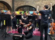 Dream Orchestra exempel i ny forskning