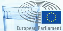 EU-parlamentet idag: Rent vatten till alla!