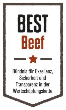 McDonald's stellt auf der Grünen Woche sein BEST Beef Programm 2.0 vor.