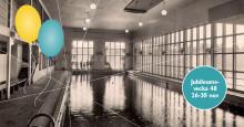 Munksunds simhall i Piteå firar 80 år