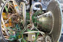GKN Aerospace visar ny teknik för övrestegsmunstycken till raketmotorer