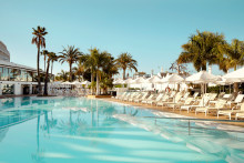 Book på forhånd din foretrukne solstol på hotellet