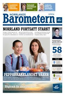 Norrlandsbarometern 2/2014