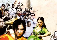 Mahala Rai Banda bjuder på romska ghettorytmer