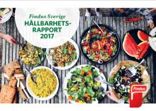 Findus Sveriges gröna resa har fortsatt under 2017