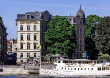 Lydmar Hotel firar 10 år på Blasieholmen