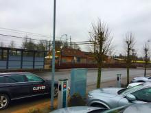 CLEVER sätter upp nya laddstationer i Osby