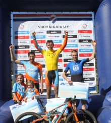 Haraldseth og Dring vant NC terreng maraton Å i Heiane