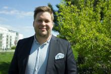 Jimmy Mårtensson – Ny säljare som delar AddMobiles intresse för handboll